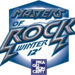 ZIMNÝ MASTERS OF ROCK 2012 UŽ KLOPE NA DVERE