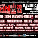 SÚŤAŽ O 2 VOĽNÉ VSTUPY NA URPÍN FEST 2014 V B. BYSTRICI