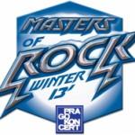 WINTER MASTERS OF ROCK 2013 SA SŤAHUJE DO HALY EURONICS