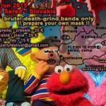 Druhé pokračovanie Flesh Party pod holým nebom: Kompletný line-up festivalu