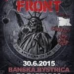 Legendy v našich končinách: AGNOSTIC FRONT rozpútajú hc búrku v Brne a Banskej Bystrici!