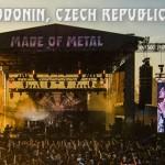 Organizátori festivalu Made of Metal 2015 zverejnili program aktuálneho ročníka
