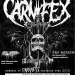 Tvrdo, premyslene a nekompromisne: Američania CARNIFEX prídu predviesť svoj deathcore do Košíc