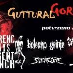 Guttural Gore Grind Mafia: Prvá polovica kapiel a headliner sú už odhalení