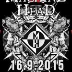 MACHINE HEAD v Bratislave: Hrajte o 2 voľné vstupy na tento výnimočný koncert!