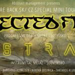 Lotyši NEGLECTED FIELDS a Slováci ABSTRACT na spoločnom mini turné po Slovensku a Česku