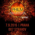 Dave Lombardo so svojou skupinou PHILM rozdrví pražskú Sedmičku a bratislavský Randal