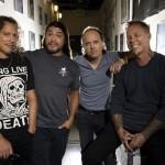Kirk Hammett o novom albume METALLICY, SLAYER zverejnili ďalšiu pieseň