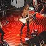 HALESTORM v pražskej Lucerne: Sympatická Lzzy Hale si so skupinou vystrieľala náboje už na začiatku koncertu