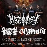 BelUSA Deathfest 9.: Čaká vás poriadny útok na čele s KATALEPSY a AFGRUND