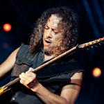 Kirk Hammett o novom albume METALLICY, IN FLAMES opustí bubeník Svensson