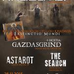 KHADAVER idú v Prešove koncom novembra krstiť nový album