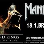 Historicky prvý koncert MANOWAR na Slovensku sa blíži: Máme pre vás súťaž o 1 voľný vstup