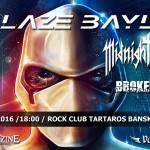 BLAZE BAYLEY sa v apríli vráti do Banskej Bystrice: Koncert si užijeme zadarmo