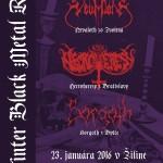 Oživenie starých metalových čias v Žiline? Chystá sa Winter Black Metal Rite na čele s NEVALOTH