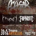 Dávka metalu Made in Slovakia: Trnavu navštívia ACHSAR a čerství držitelia rádiohláv MORNA