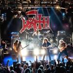 Turné zavíta aj do Brna a Košíc: DEATH sa vrátia pripomenúť Chucka Schuldinera, sľubujú prierez celou diskografiou