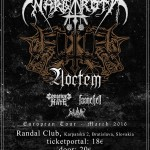 Black metal ist krieg: Oslava čierneho kovu sa blíži, NARGAROTH mieria do Bratislavy
