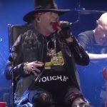 Axl Rose a AC/DC? Internet zaplavili videá z koncertu v Portugalsku. Info aj od MOTÖRHEAD a DREAM THEATER