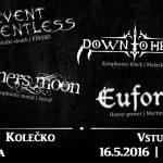 Metalový pondelok v Žiline: Mladá fínska krv, ale aj tri kvalitné slovenské kapely