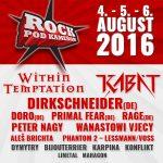 Súťažíme o lístky na festival Rock pod Kameňom: Potešíme dvoch z vás, ako na to?