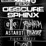 Kongenfest 2016 na Liptove: Headlinerom metalového dňa OBSCURE SPHINX