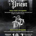 Idete na Obscene Extreme a nebudete mať dosť? Dorazí vás pražský koncert MIDNIGHT PRIEST