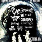 Jašterice Metal Fest 2016: Historické centrum Banskej Štiavnice privíta dobročinnú metalovú akciu
