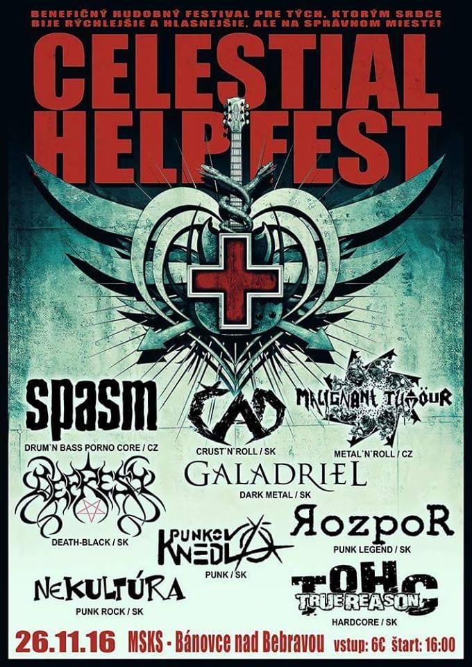 Celestial Help Fest 2016