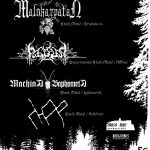 Zrodenie tragédie z ducha hudby: V Poprade sa predstavia 4 black metalové spolky