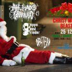 Christ Mosh Beast: Prvý sviatok vianočný prídu znesvätiť AHUMADO GRANUJO či POPPY SEED GRINDER