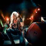Doro Pesch potvrdila v Bratislave, že status metalovej kráľovnej jej právom patrí!