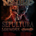 KREATOR a SEPULTURA na spoločnom turné! Vo februári sa predstavia aj vo Viedni