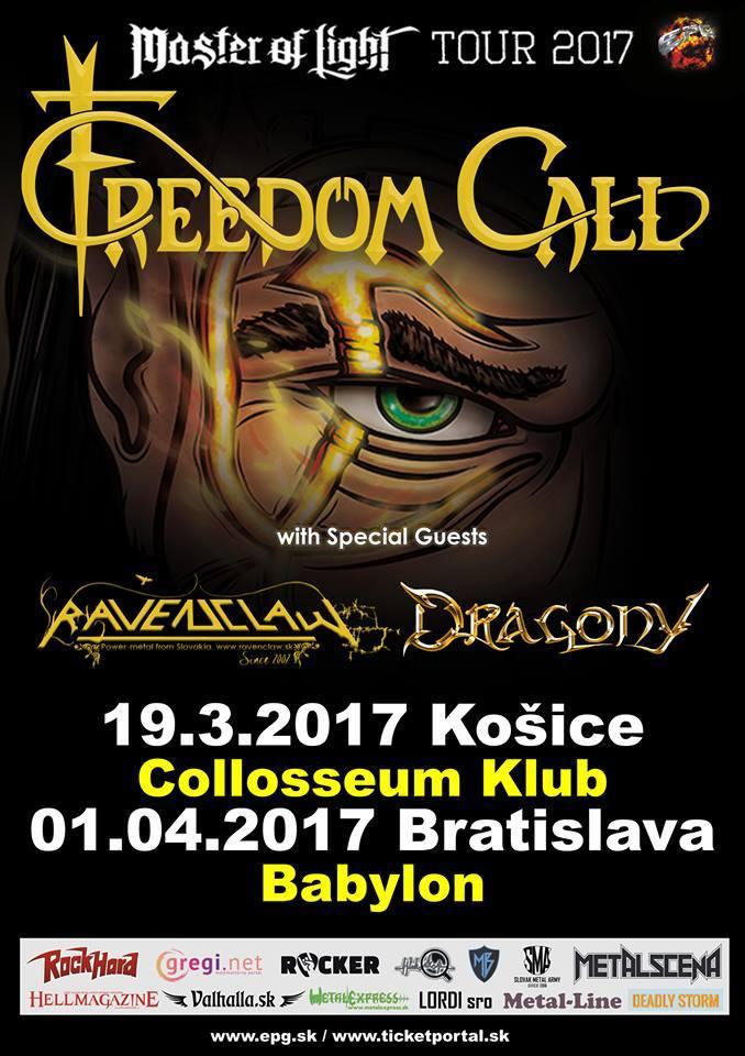 Freedom Call na Slovensku