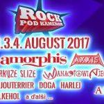 Jubilejný ročník Rock pod Kameňom: Tešte sa na hudobnú pestrosť, ťahúňmi ARCH ENEMY a AMORPHIS