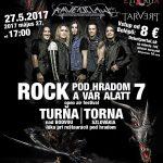 Ďalšie pokračovanie akcie Rock pod Hradom: Headlinerom maďarská legenda POKOLGÉP