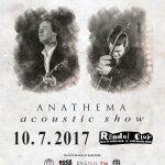 Jedinečný akustický koncert pre Slovensko a Česko: ANATHEMA v podaní Vincenta a Daniela Cavanaghovcov