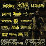 Milovníkom grindcoru je určený festival Antitrend pri Brne. Medzi headlinermi aj Slováci DEPRESY