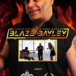 Súťaž o 2 lístky na akustický koncert Blazea Bayleyho v Banskej Bystrici
