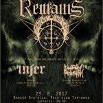 Poriadna death metalová smršť: V auguste zavítajú do Tartarosu legendárni deatheri VITAL REMAINS