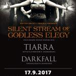 Folk/doomoví SILENT STREAM OF GODLESS ELEGY v Bratislave