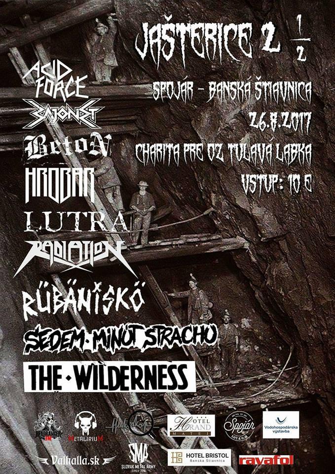 Jašterice Metal Fest 2 1/2