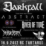 Manifest of Brutality: Do B. Bystrice prídu Rakúšania DARKFALL, ABSTRACT budú krstiť