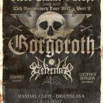 Nórski pekelníci GORGOROTH prídu osláviť 25. výročie aj do Bratislavy