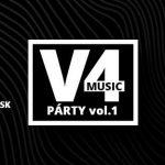 V4 Music párty vol. 1: V Bratislave vystúpia POKOLGÉP, TITANIC a DORIAN GRAY