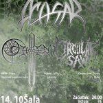 Slovenský metal príde aj do Šale: V miestnom Pekle vystúpia ACHSAR a OHEN