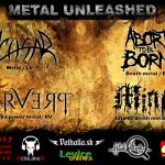 V Leviciach sa znova chystá akcia Metal Unleashed
