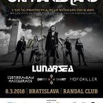 ORPHANED LAND v Bratislave: Jediná šou v rámci Slovenska, Česka a Rakúska