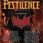Death metalový maratón v Košiciach na čele s PESTILENCE