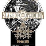 Tri poľské kapely sa valia na Banskú Bystricu: Black metalové hody na čele s BLAZE OF PERDITION